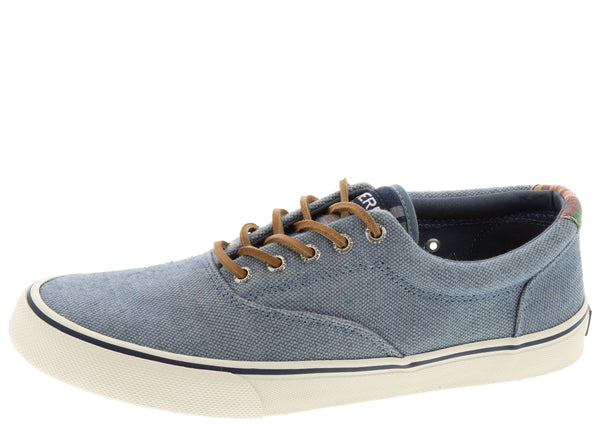 Sperry Striper II CVO Blue Distressed