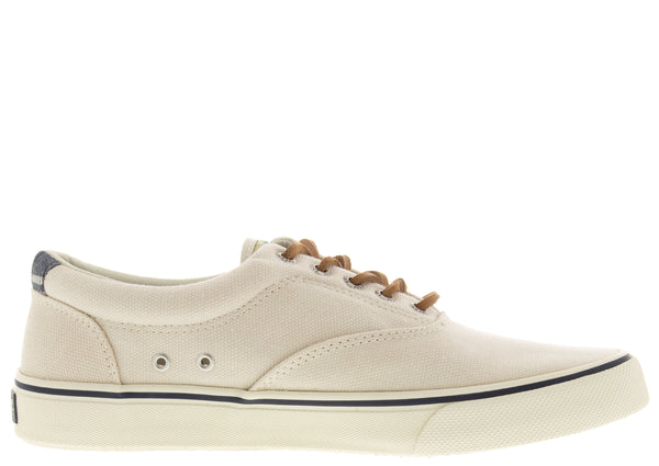 Sperry Striper II CVO Off White Distressed