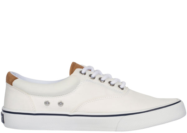 Sperry Striper II CVO Salt Washed White