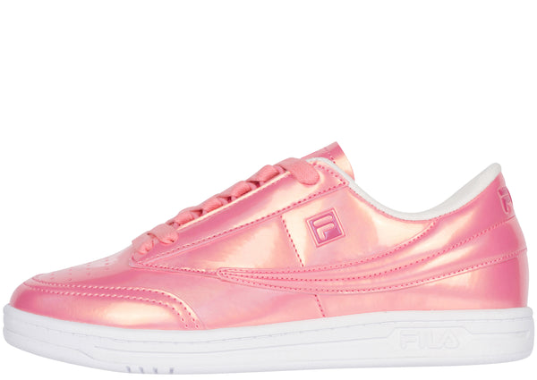 FILA Womens Tennis 88 Liquid Luster Ballet Dancer Rasberry Soda White