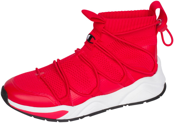 Champion Childrens Rally Flux Scarlet