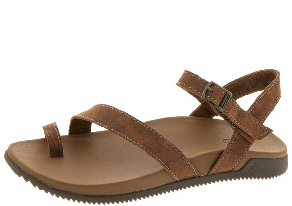 Chaco Womens Tulip Toffee