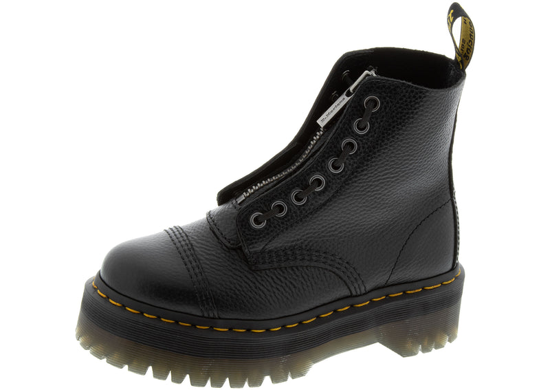 Dr Martens Womens Sinclair Aunt Sally Black