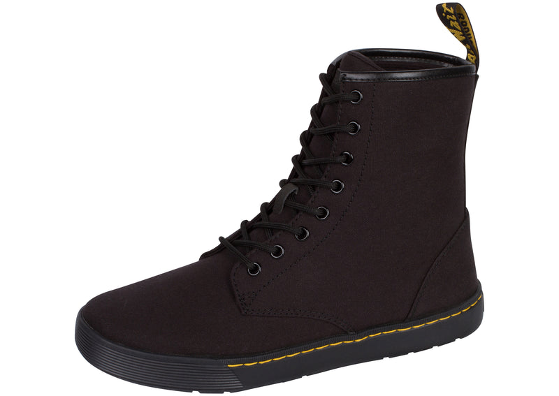 Dr Martens Cairo Canvas Black