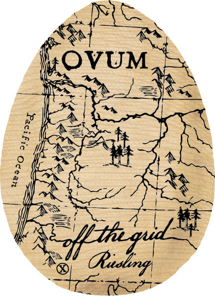 Ovum Off the Grid Riesling 2018