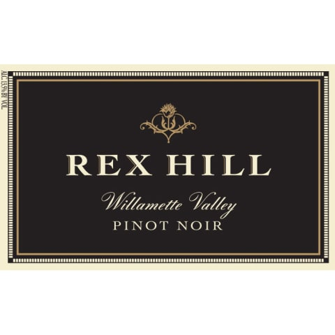 Rex Hill Willamette Valley Pinot noir 2016