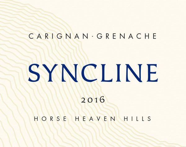 Syncline Columbia Valley Carignan-Grenache 2016