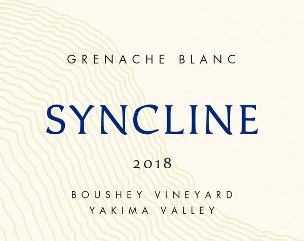 Syncline Grenache Blanc 2019