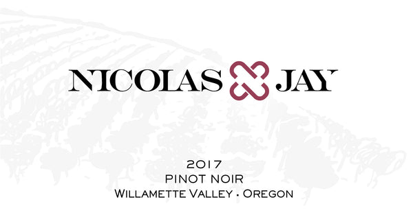 Nicolas-Jay Willamette Valley Pinot noir 2017