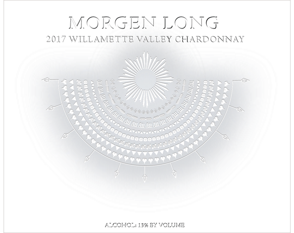 Morgen Long White Label Chardonnay 2017