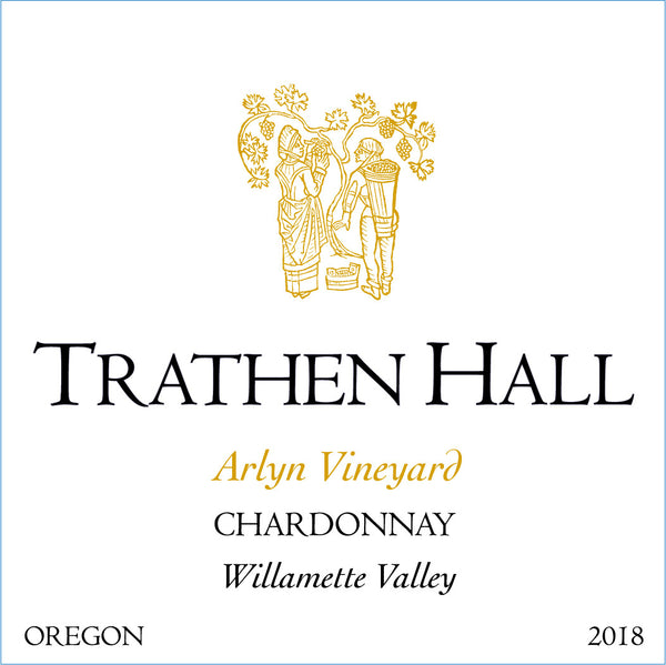 Trathen Hall Arlyn Vineyard Chardonnay 2018