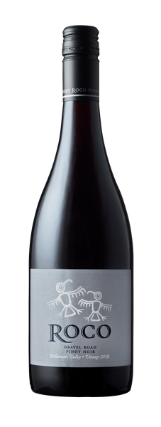 ROCO Gravel Road Willamette Valley Pinot noir 2018