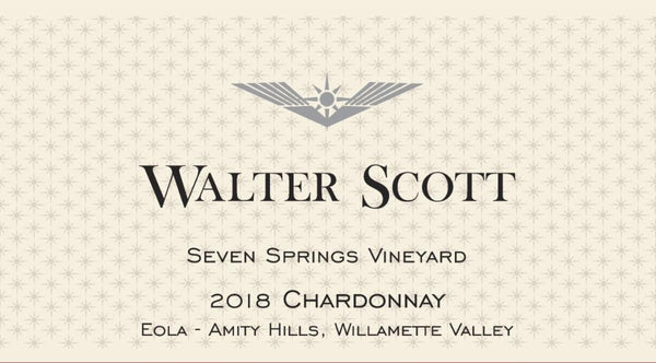 Walter Scott Seven Springs Vineyard Chardonnay 2018