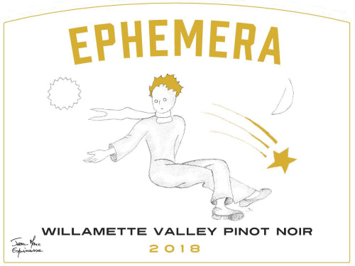 Ephemera Willamette Valley Pinot noir 2018