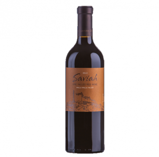 Saviah Une Vallee Walla Walla Red Wine 2015