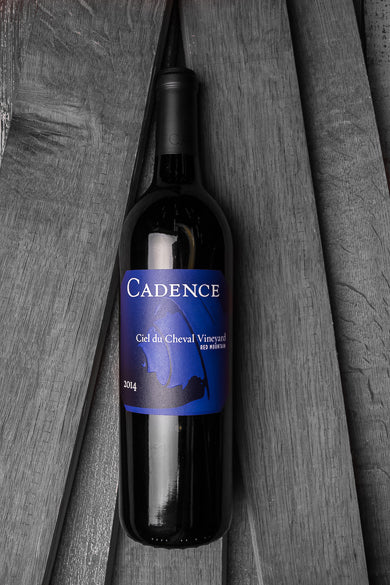 Cadence Ciel du Cheval Vineyard Red 2014
