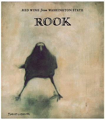 Corvidae Rook Red Blend 2016