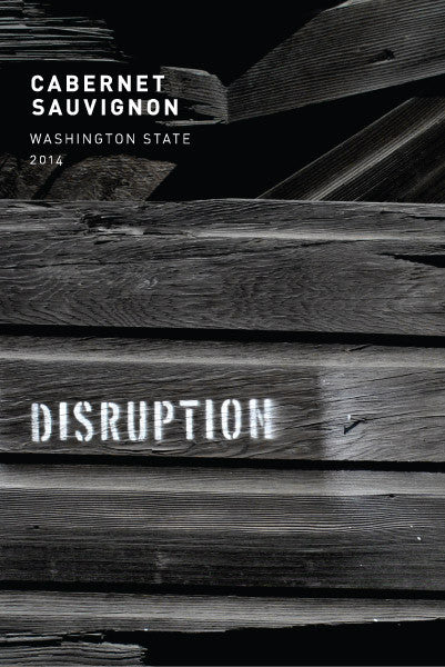 Disruption Wine Co. Cabernet Sauvignon 2014