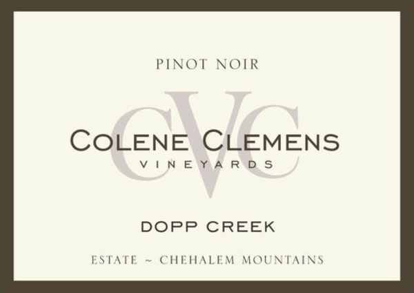 Colene Clemens Dopp Creek '18/19 Case