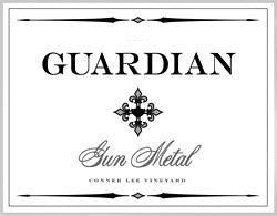 Guardian Cellars Gun Metal Red 2015