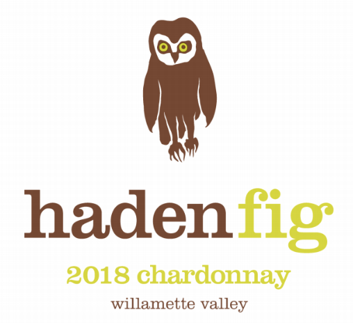 Haden Fig Willamette Valley Chardonnay 2018
