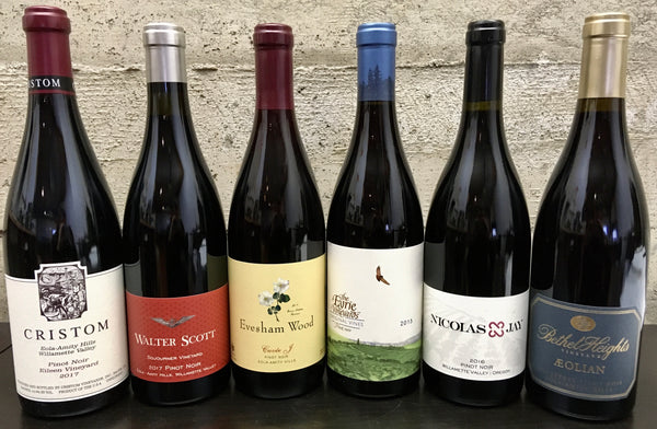 The Best Oregon Pinot Case