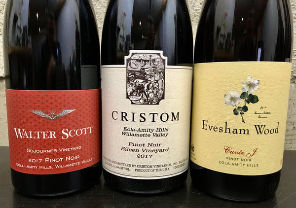 The Best Oregon Pinot 3-pack