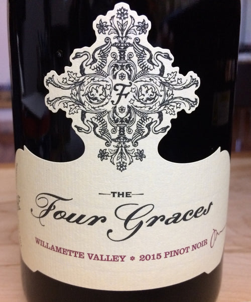 The Four Graces Willamette Valley Pinot noir 2017