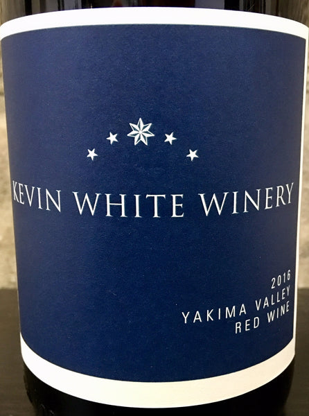 Kevin White Yakima Valley Red 2016