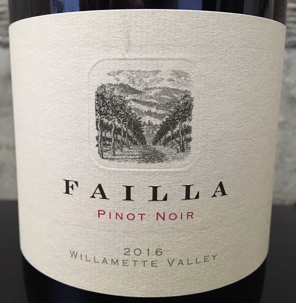 Failla Willamette Valley Pinot noir 2017