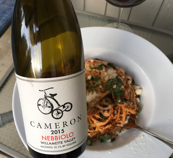 Cameron Willamette Valley Nebbiolo 2015