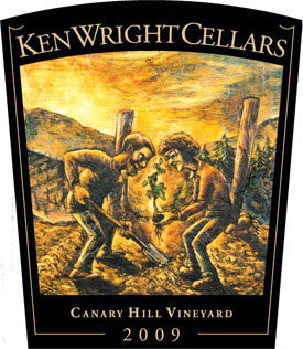 Ken Wright Cellars Canary Hill Pinot noir 2014