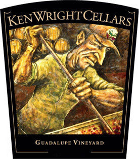Ken Wright Cellars Guadalupe Vineyard Pinot noir 2014