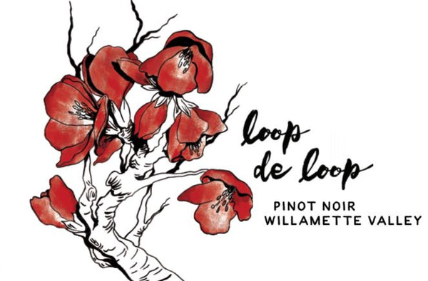 Loop de Loop Willamette Valley Pinot noir 2019