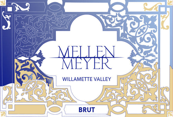 Mellen Meyer Willamette Valley Brut