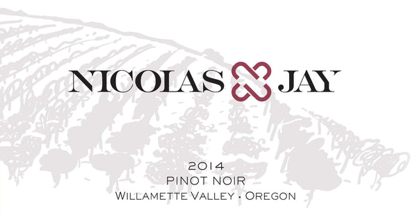 Nicolas-Jay Willamette Valley Pinot noir 2014