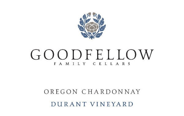 Goodfellow Family Cellars Durant Vineyard Chardonnay 2016
