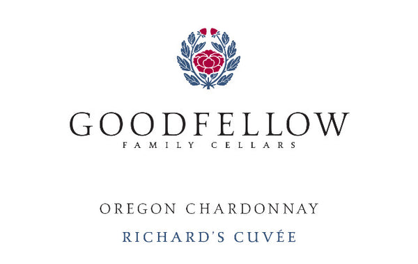 Goodfellow Family Cellars Richard's Cuvee Chardonnay 2015