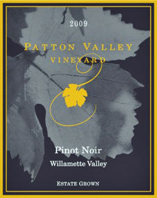 Patton Valley Willamette Valley Pinot Noir 2015