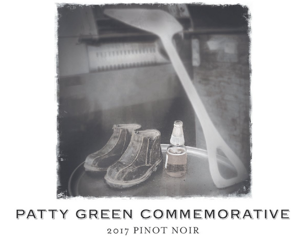 Patricia Green Cellars Patty Green Commemorative Pinot noir 2017