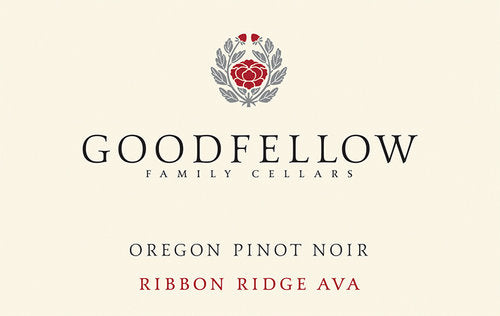 Goodfellow Family Cellars Ribbon Ridge Pinot noir 2017