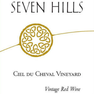 Seven Hills Ciel du Cheval Red 2013