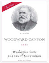 Woodward Canyon Old Vines Cabernet Sauvignon 2014