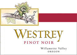 Westrey Willamette Valley Pinot Noir 2015