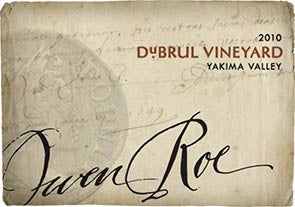 Owen Roe Dubrul Vineyard Red 2012