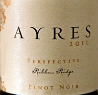 Ayres Perspective Pinot noir 2017