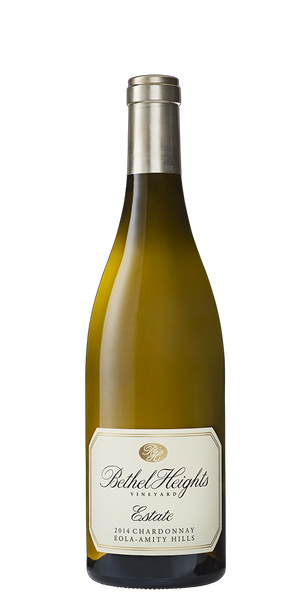 Bethel Heights Justice Vineyard Chardonnay 2015