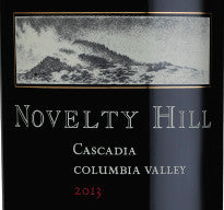 Novelty Hill Cascadia Red Wine 2015