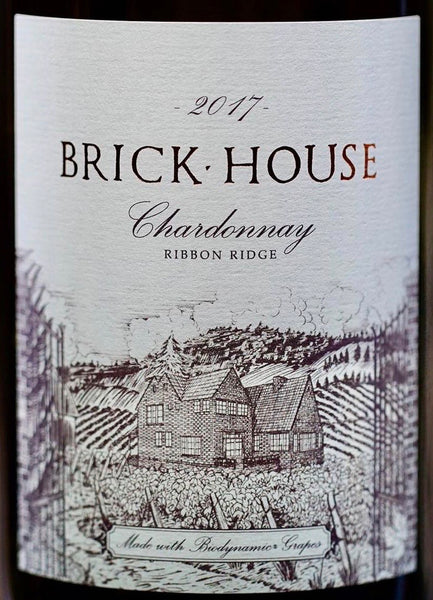 Brick House Ribbon Ridge Chardonnay 2017