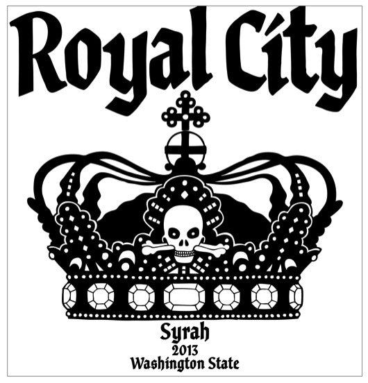Charles Smith Royal City Syrah 2013
